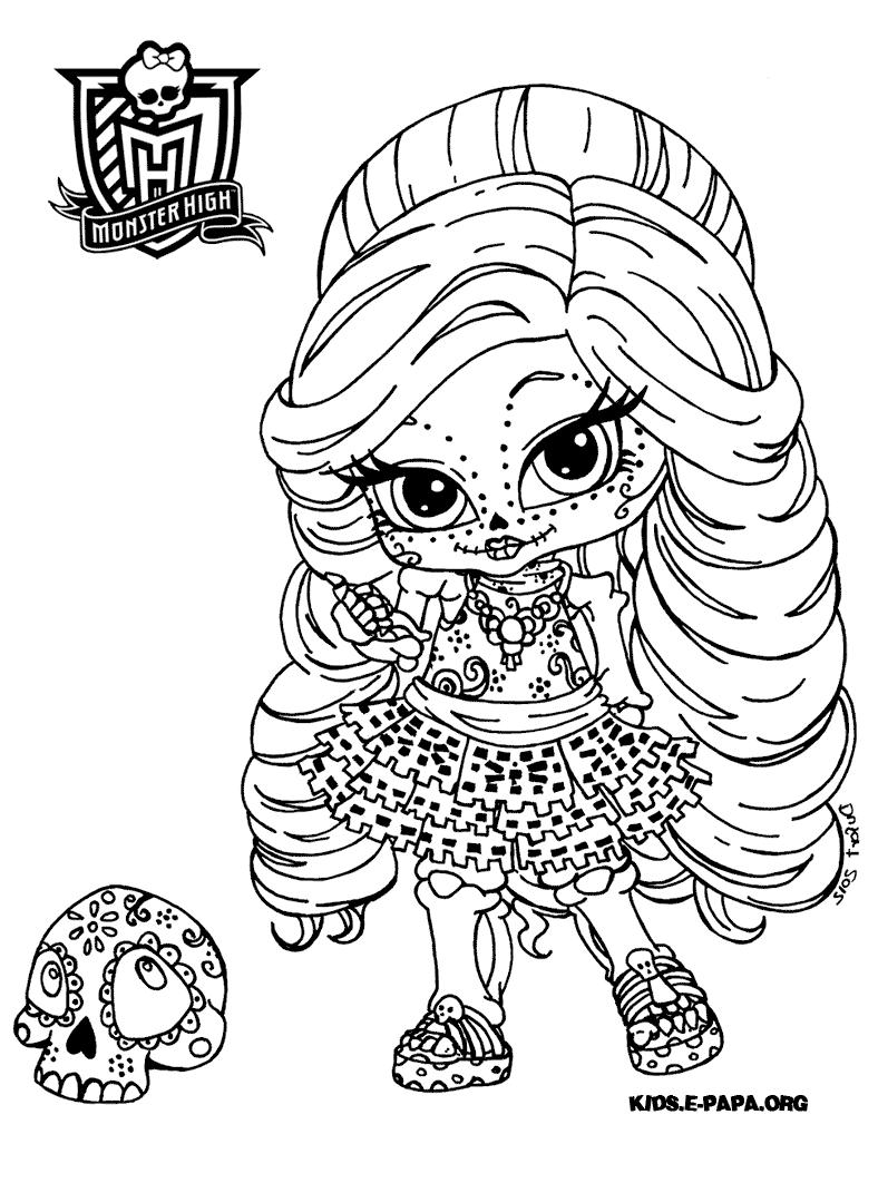 Monster High Cleo De Nile And Deuce